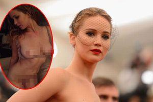 Ảnh nóng của Jennifer Lawrence và 100 sao bị nghi rò rỉ từ iCloud