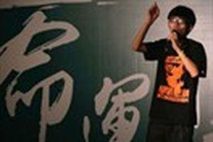 Hồng Kông thả thủ lĩnh biểu tình 17 tuổi