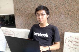 Chàng trai có nhiều giải thưởng lập trình quốc tế