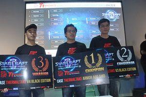 Starcraft II Vietnam Championship lần 4: Protoss thống trị