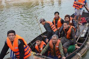 BĐBP Quảng Trị cứu sống 6 ngư dân gặp nạn trên biển