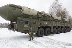 Nga triển khai loạt tên lửa mạnh nhất thế giới
