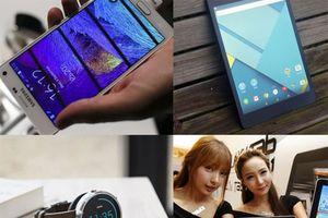 Những thiết bị chạy Android ấn tượng nhất năm 2014