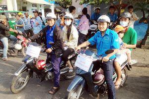 TP.HCM: 24 quận, huyện ra quân 'Ngày thứ bảy tình nguyện'