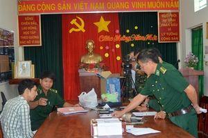 Biên phòng Cửa khẩu cảng TP HCM bắt giữ 4 đối tượng, tịch thu 200g ma túy