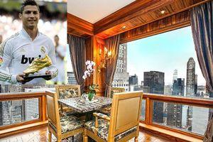 Căn hộ 'khủng' triệu đô của cầu thủ Cristiano Ronaldo
