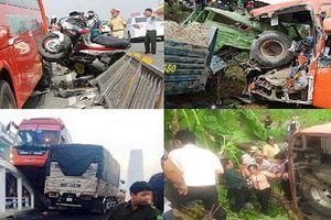 Xe khách Phương Trang liên tiếp gây tai nạn kinh hoàng