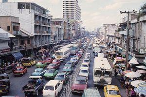 Ảnh độc về Bangkok thập niên 1960 - 1970