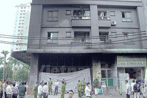 Cháy chung cư tại Xa La: Lộ hàng loạt sai phạm của chủ đầu tư