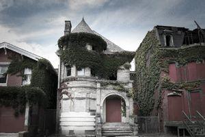 Những ngôi nhà 'ma ám' kinh dị nhất nước Mỹ
