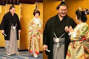Vì sao phụ nữ Nhật Bản đều mơ làm vợ võ sĩ sumo?