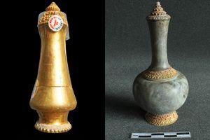 Kho báu trong mộ cổ: Tài sản tùy táng của Thoại Ngọc Hầu và phu nhân