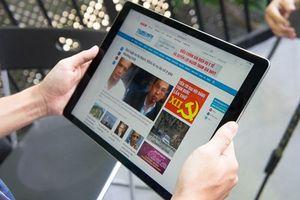 Những 'điểm trừ' của iPad Pro