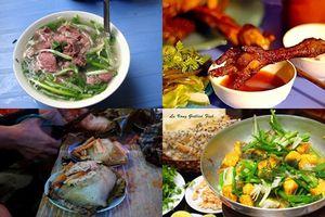 13 quán ngon Hà Nội làm say lòng khách Tây
