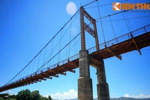 Chiêm ngưỡng chiếc cầu treo hùng vĩ nhất Tây Nguyên