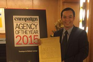 MediaCom Việt Nam trở thành đại lý truyền thông của năm