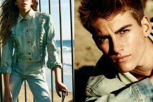 Siêu mẫu Cindy Crawford tự hào về 2 con đẹp như thiên thần