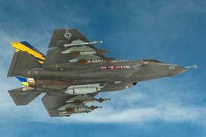 F-35C lần đầu bắn thử 'sát thủ' tiêu diệt S-300