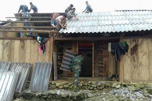 Hơn 3.000 nhà bị hư hỏng do mưa đá và giông lốc
