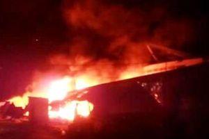 Cháy trung tâm thương mại, thiệt hại hơn 5 tỷ đồng