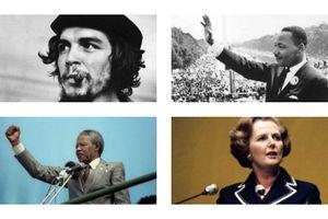 10 nhà lãnh đạo nổi tiếng trong lịch sử thế giới