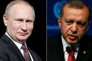 Vì sao Thổ Nhĩ Kỳ tìm cách hòa giải với Nga và Israel?