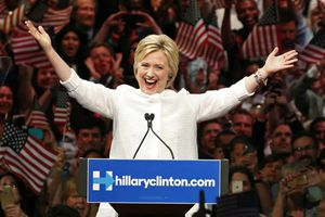 Hillary Clinton - Người phụ nữ làm nên lịch sử