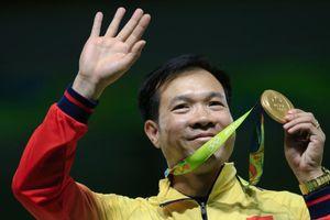 Thủ tướng Chính phủ chúc mừng Đoàn Thể thao Việt Nam và VĐV Hoàng Xuân Vinh