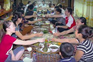 Người Thái ở Khe Rạn làm du lịch cộng đồng