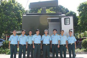 Ngạc nhiên khí tài Việt Nam chế tạo cho tên lửa SPYDER