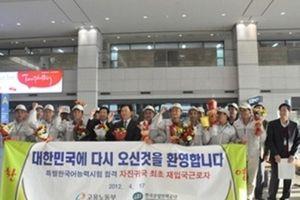 Cục quản lý lao động ngoài nước khuyến cáo lao động thi tiếng Hàn