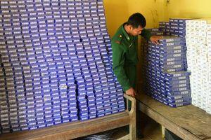 BĐBP Tây Ninh căng mình chống buôn lậu trên biên giới
