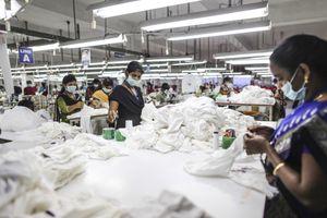 Thành phố may mặc Ấn Độ và tham vọng vượt Việt Nam, Trung Quốc