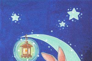 Huyền thoại về loài Thỏ Ngọc sống trên cung trăng