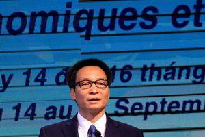 Pháp là đối tác chiến lược quan trọng của Việt Nam
