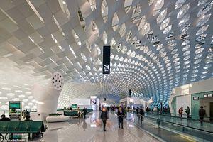 Ngắm kiến trúc huy hoàng của những sân bay trên thế giới