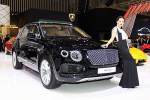 Bentayga - tâm điểm 'sàn diễn' của Bentley