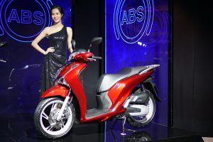 Honda SH mới giá từ 68 triệu đồng