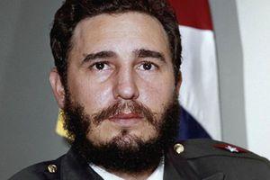 Hình ảnh ấn tượng thời trẻ của Fidel Castro - nhà cách mạng Cuba