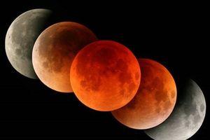 Chuyện lạ 40 năm có 1 lần: Siêu trăng, nhật thực xuất hiện đúng 'Thứ 6 ngày 13'