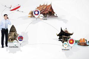 Viettel xóa bỏ cước roaming giữa 3 nước Đông Dương