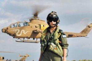 Mê mệt nhan sắc nữ phi công Quân đội Israel