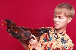 Cao Bá Hưng ăn Tết Đinh Dậu: 'Không buồn khi lượt không thích gấp 4 lần'