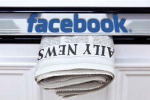 Facebook, Google nợ các cơ quan báo chí điều gì?
