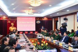 Ban Tổ chức Trung ương ứng dụng hệ thống giao ban trực tuyến