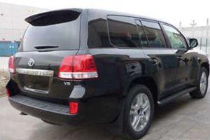 'Hé lộ' danh phận doanh nghiệp tặng xe bạc tỷ cho Ninh Bình, Cà Mau