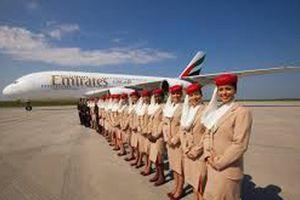 Soi lương 'khủng' của tiếp viên hàng không thế giới
