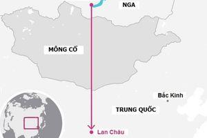 Trung Quốc muốn dẫn nước từ hồ Balkan để giải hạn