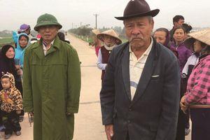 Dân phản đối xã xây 'chui' khu xử lý rác
