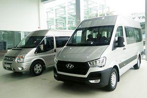 Hyundai Solati giá 1,19 tỷ về Việt Nam 'đấu' Ford Transit